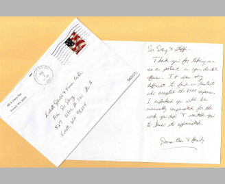 2003 04 10 Donna Bair 001 - no address