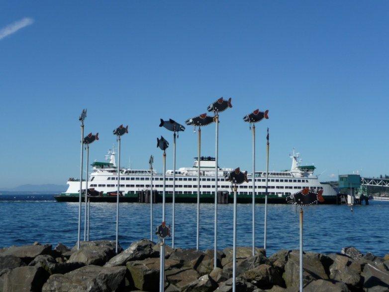 2 Edmonds ferry